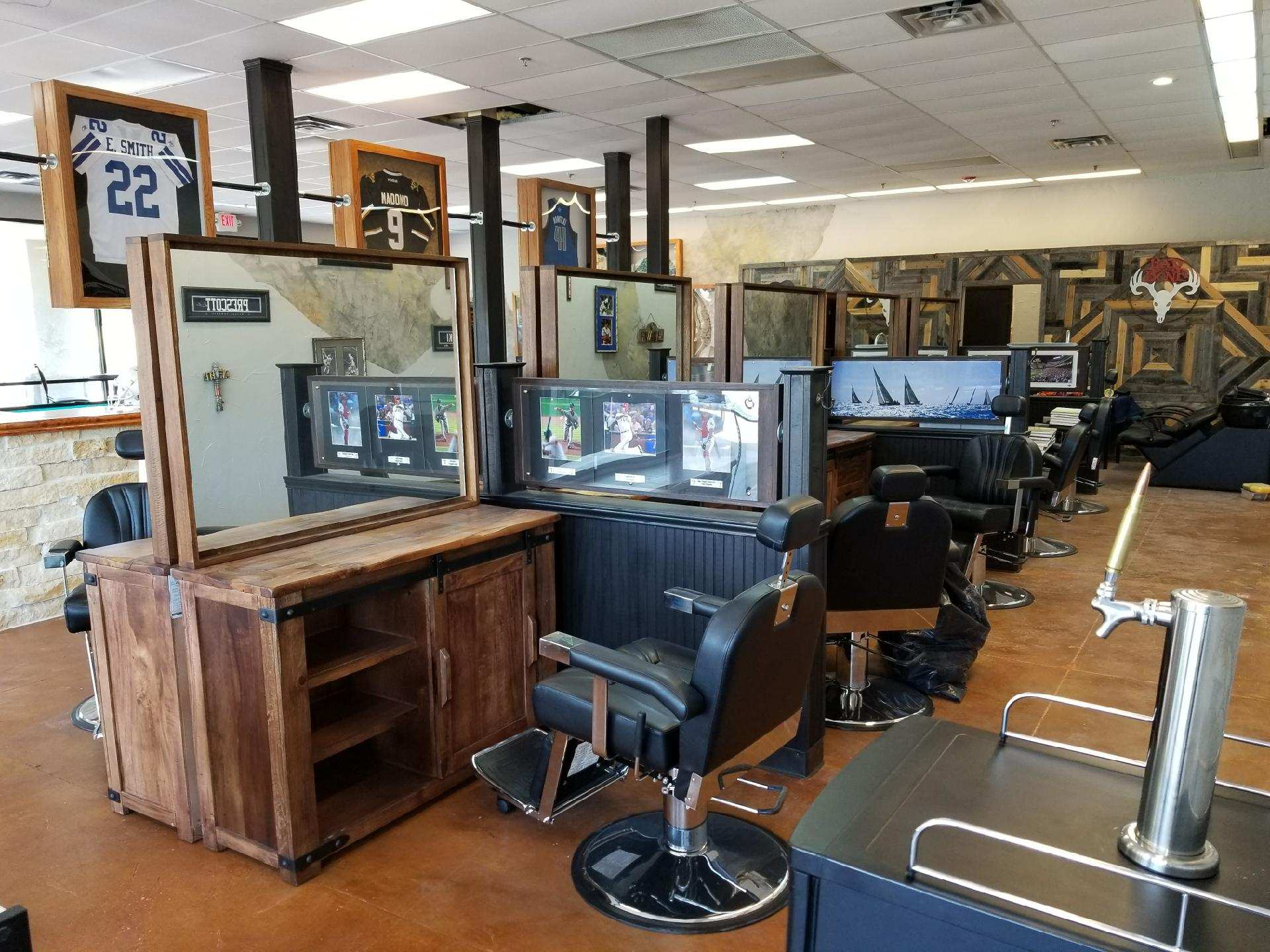Man Cave Barber Facebook : The man cave barbershop u carrollton s best black lounge